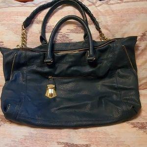 Navy Blue Steve Madden Hobo Bag